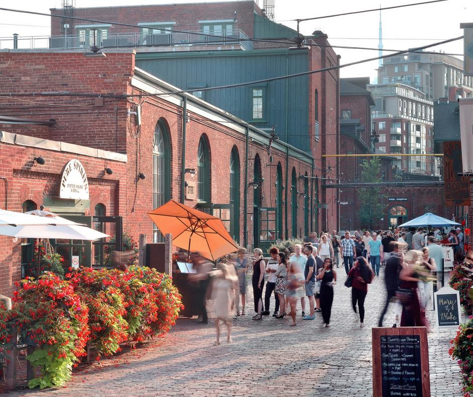 Affordable Appartments: Distillery District Parking Lot To Become Affordable