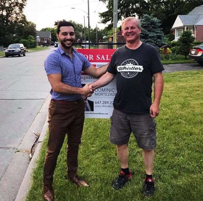 Dominic Mortezadeh Sold By Dom