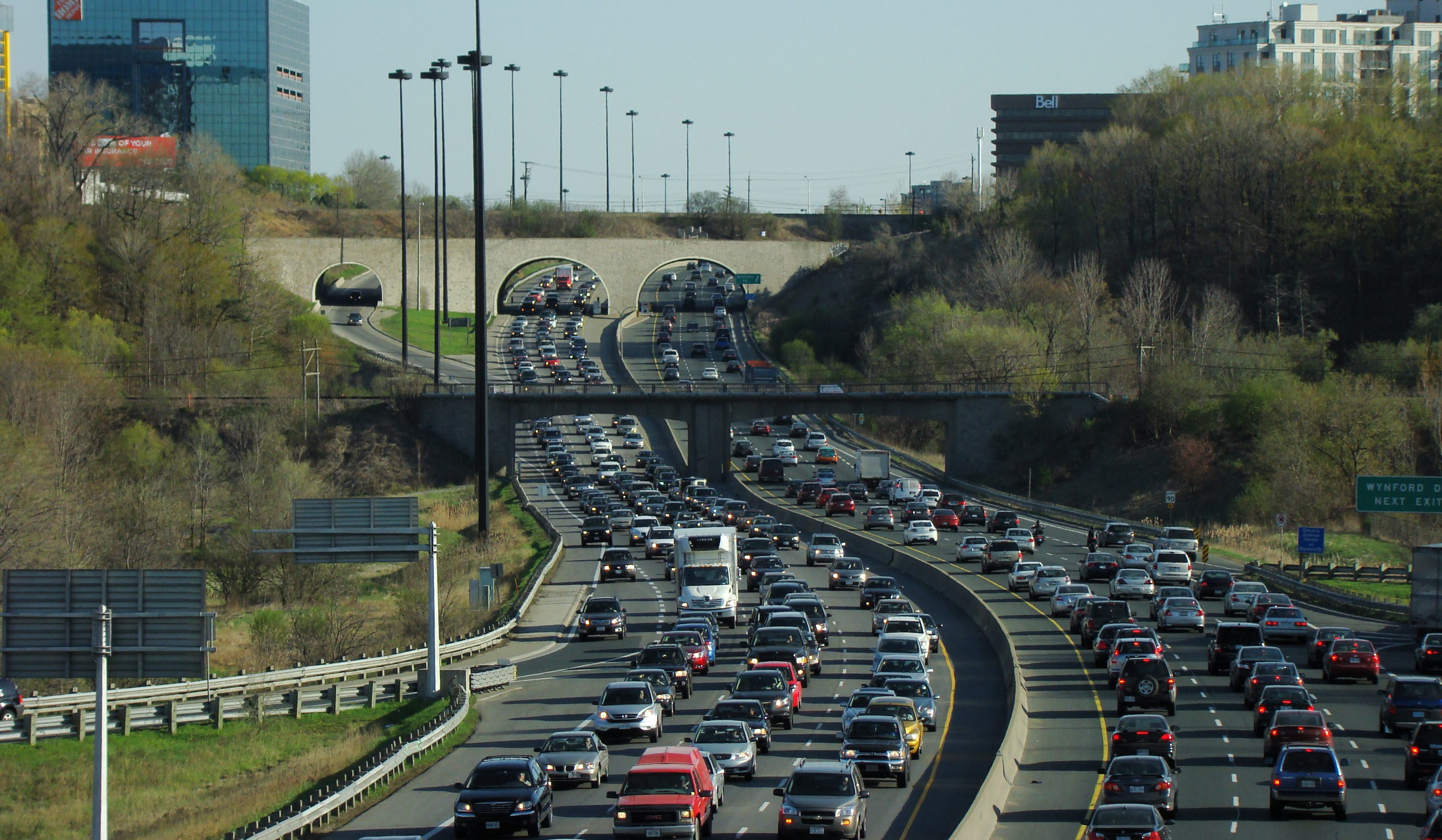 Heavy Summer Construction Set To Begin On DVP On July 2