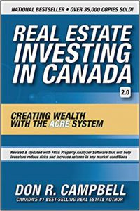 Real Estate Investing in Canada: Creating Wealth with the Acre System by Don Campbell