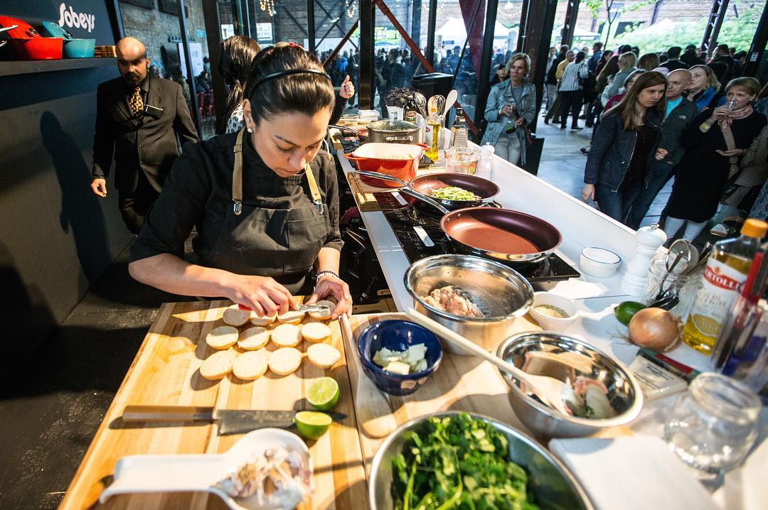 Toronto Food Festivals May
