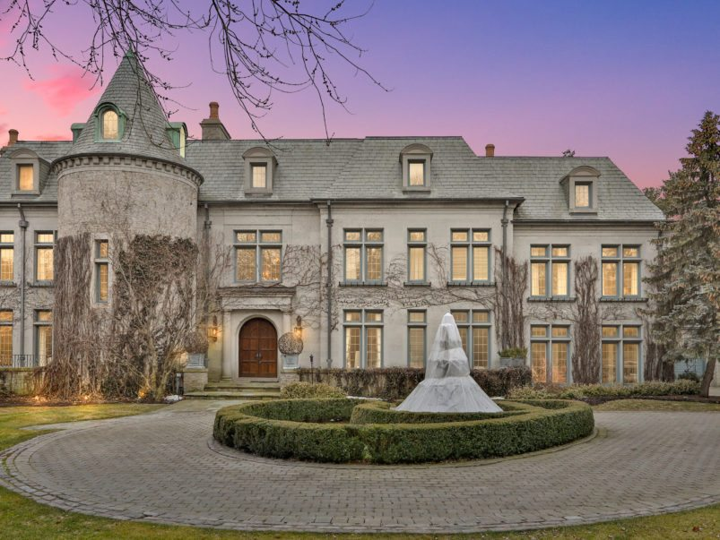 Luxury house for sale toronto