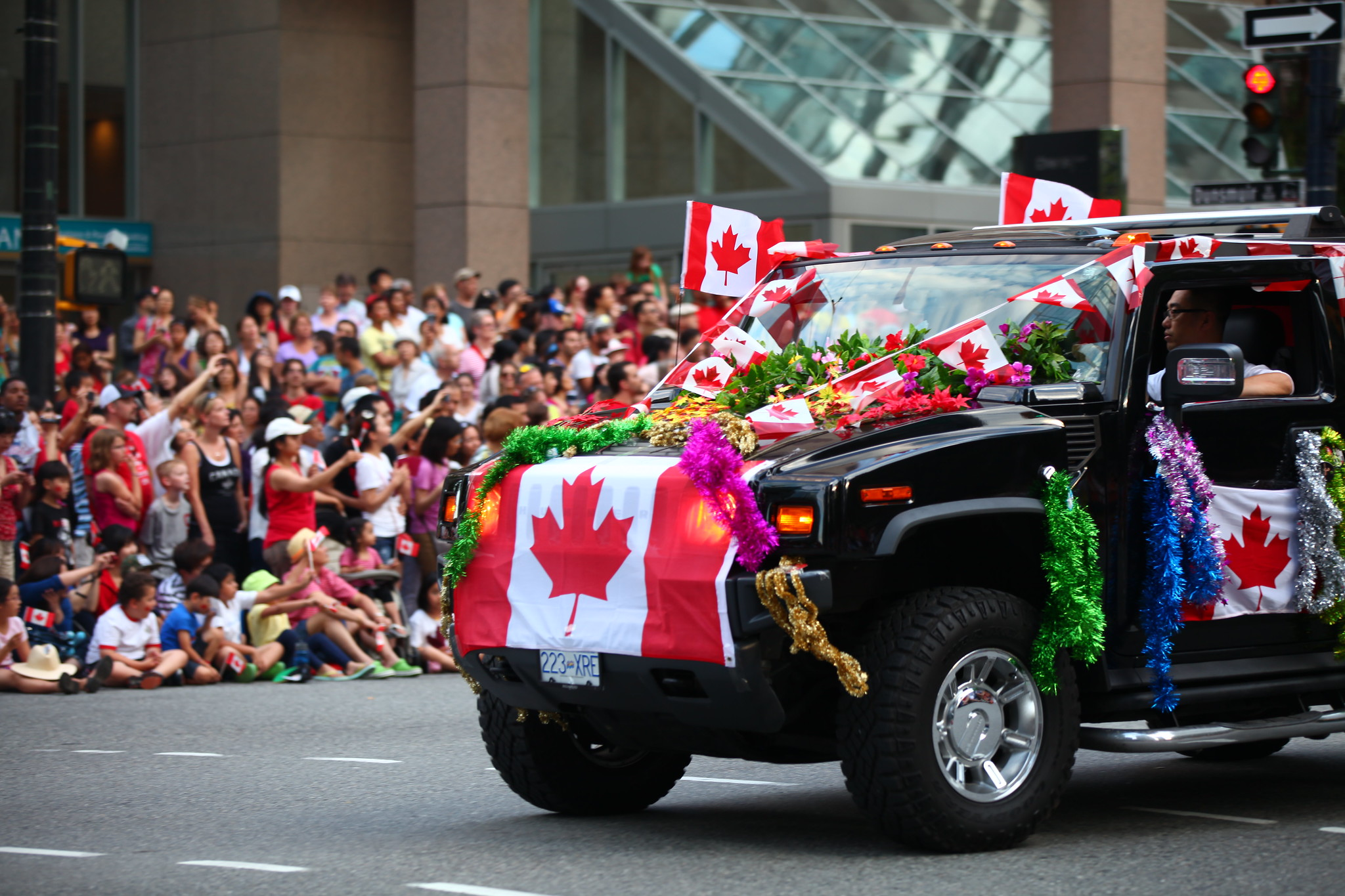 Toronto Road Closures Canada Day 2019