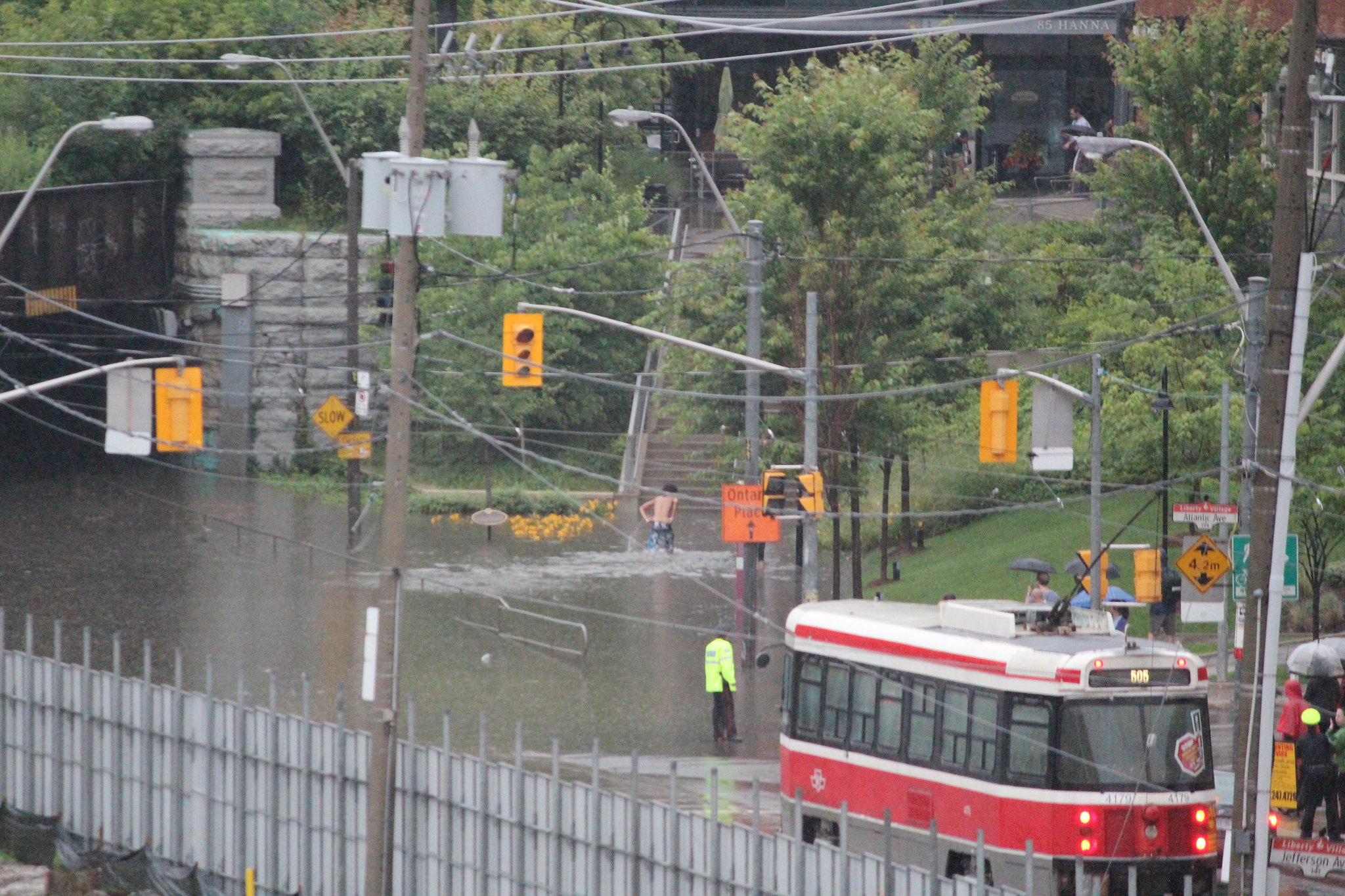 Toronto Flood Funding
