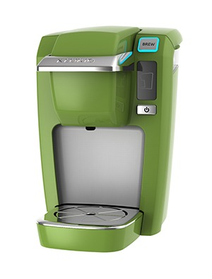 Colour of the Year - Greenery - Keurig
