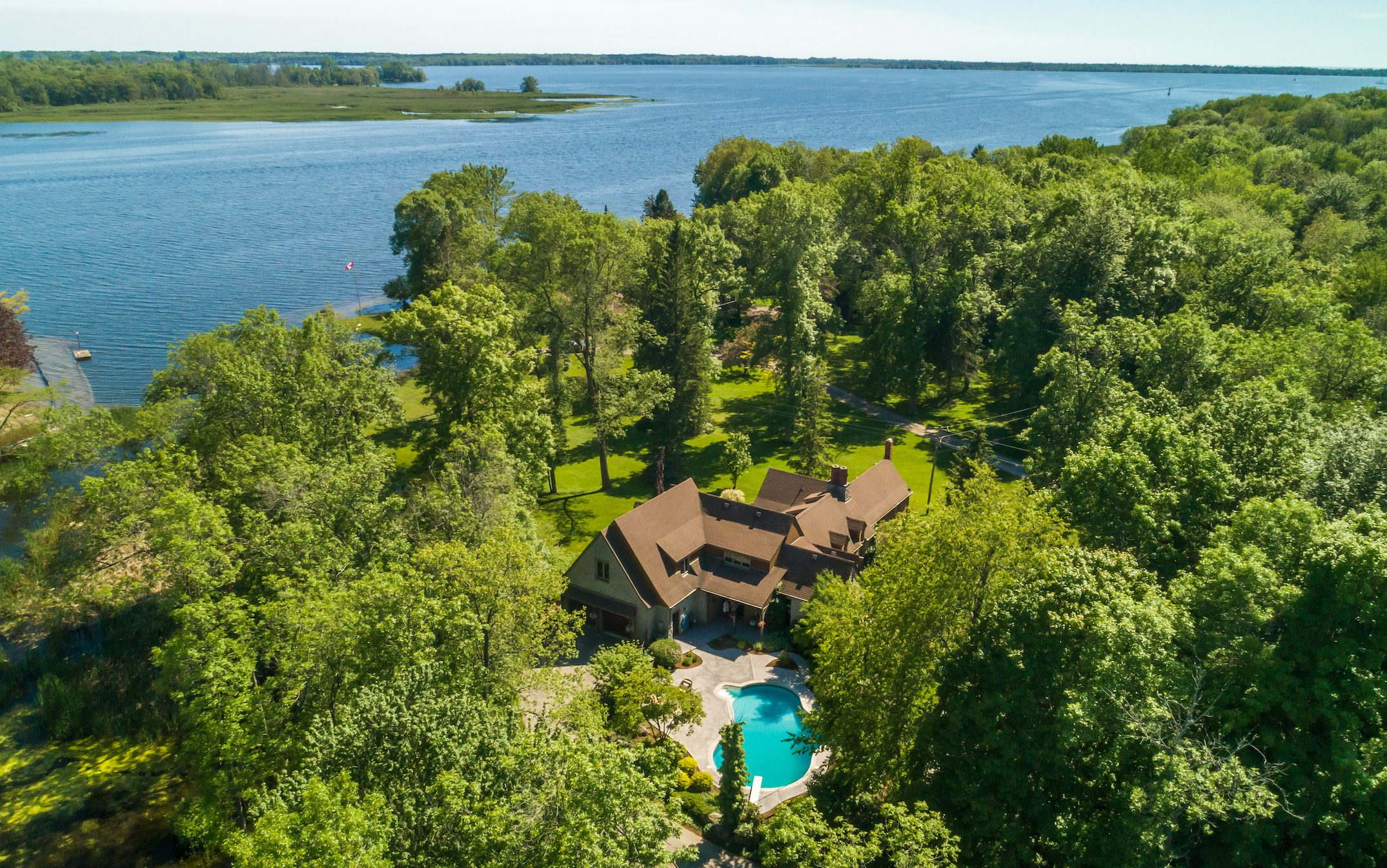 Waterfront Property near Toronto