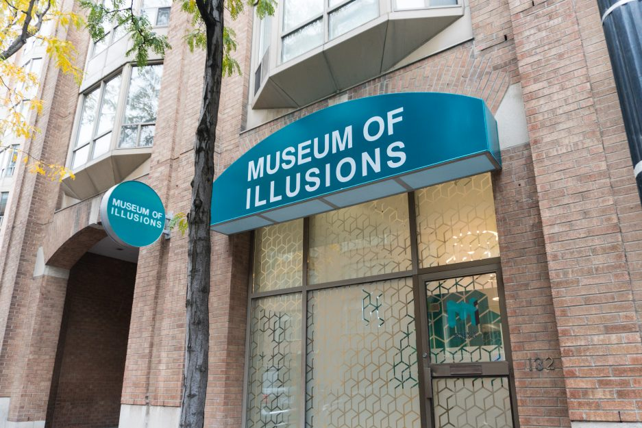 Toronto Museum of Illusions