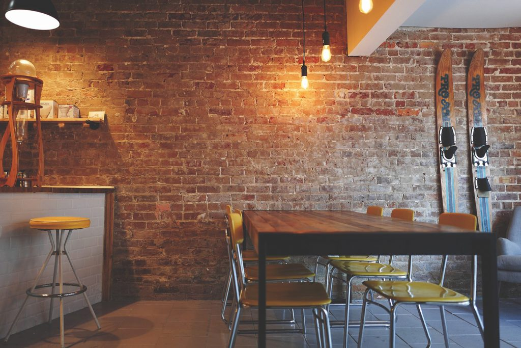 Home Decor - brick-wall INDUSTRIAL