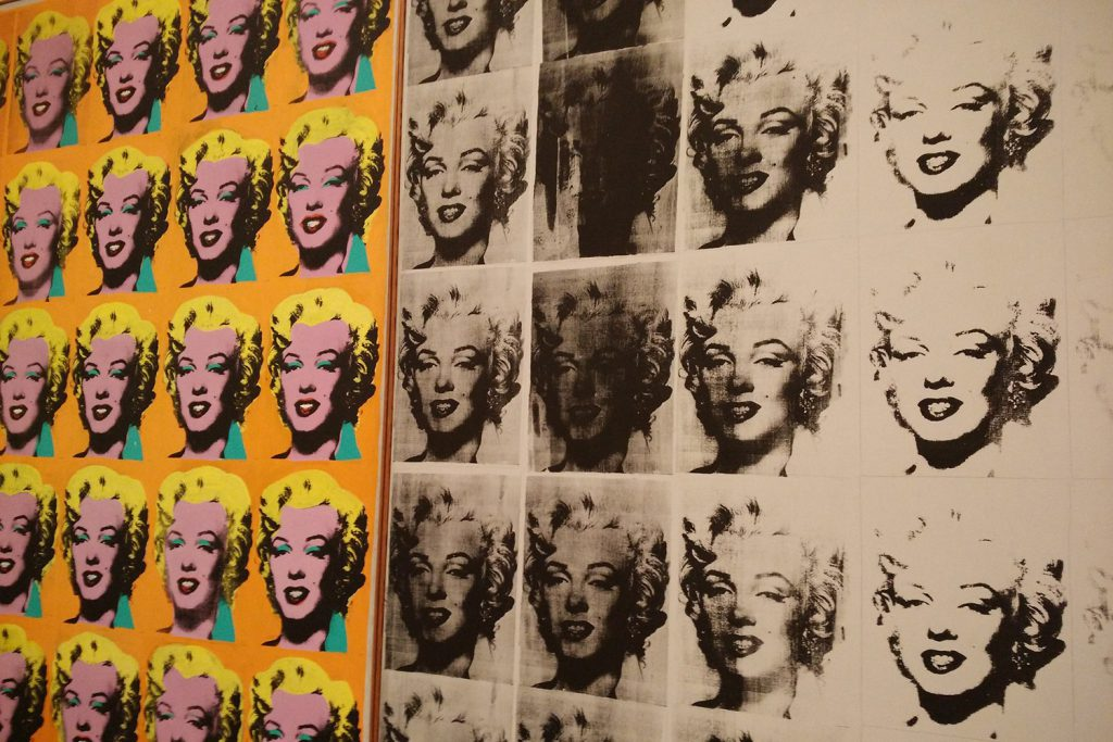 Home Decor - marilyn-monroe MIDCENTURY MODERN