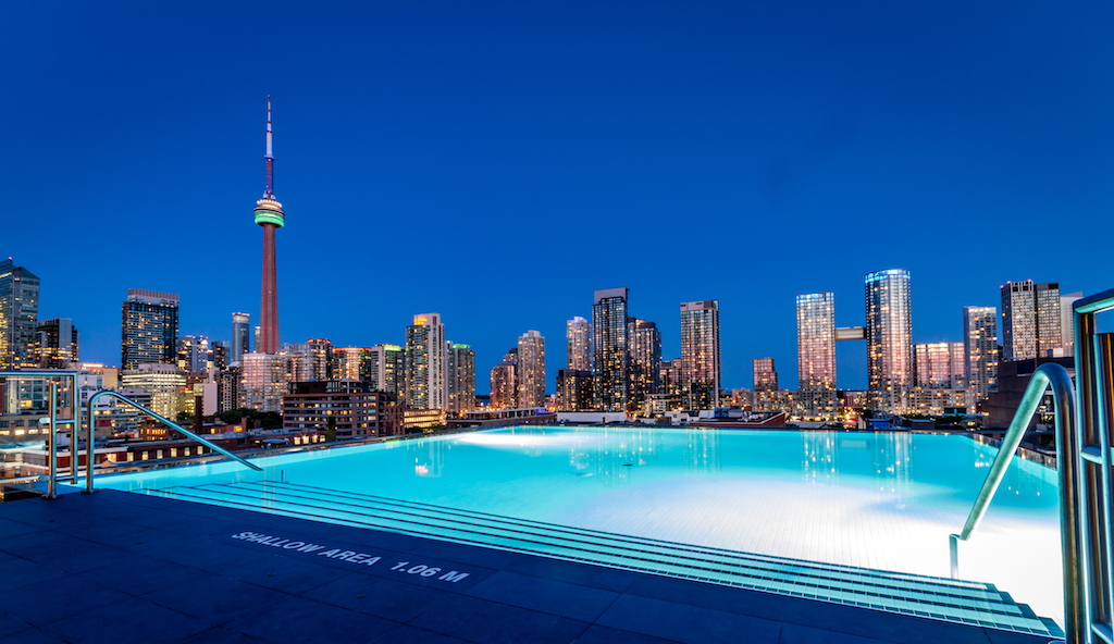 Toronto 39 s 5 hottest intersections and how they are evolving for Pool show toronto 2018