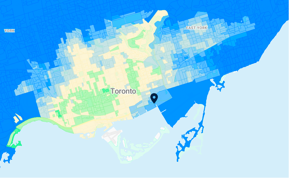 Toronto Transit Explorer Is A New Tool To Get You Around The ...