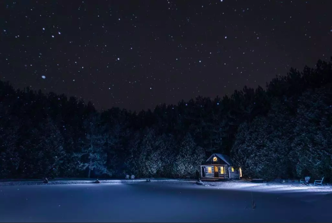 Winter Cabins Ontario