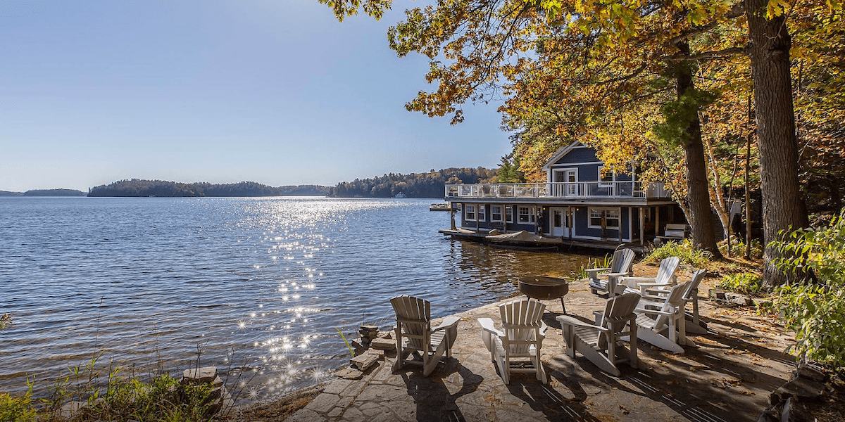 Muskoka property sales