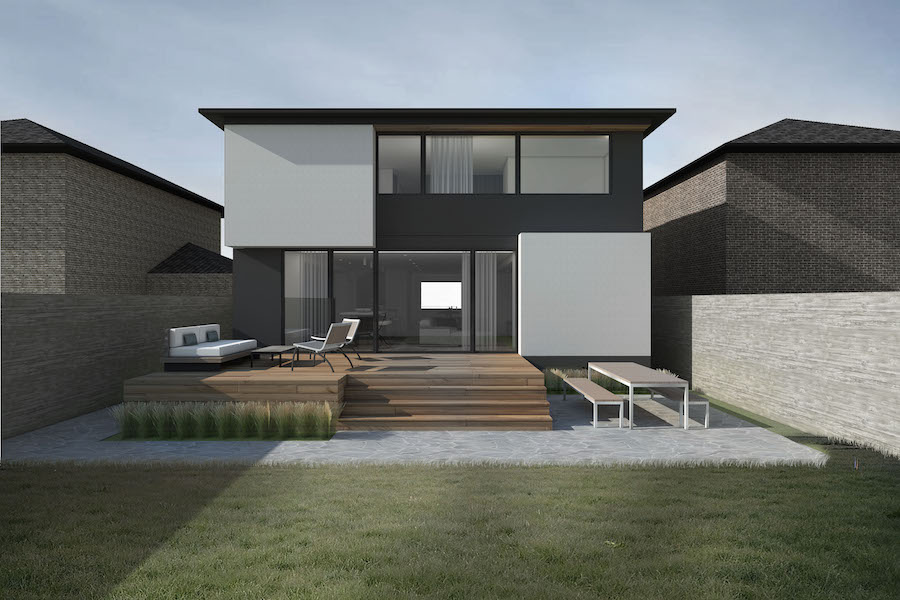 architecture building design. Interesting Building A Rendering Of Southgate Residence Intended Architecture Building Design