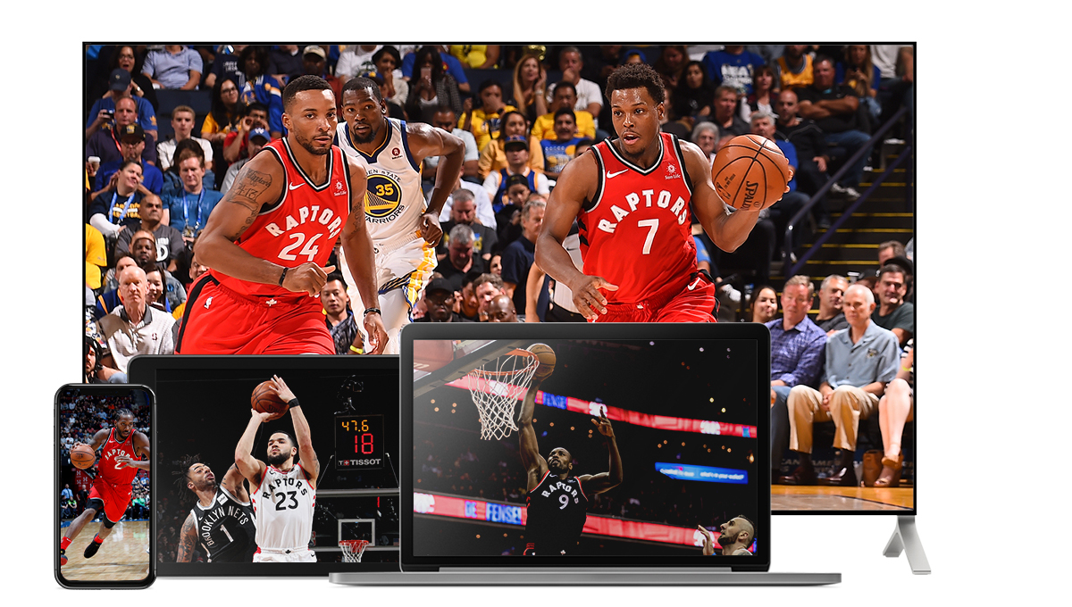 streaming the NBA