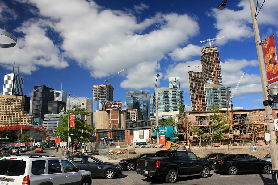 New condo towers are on the horizon in Toronto as unit sales hit a record high in June, with a 34 per cent increase from a year ago and a 3.7 per cent bump up from May.