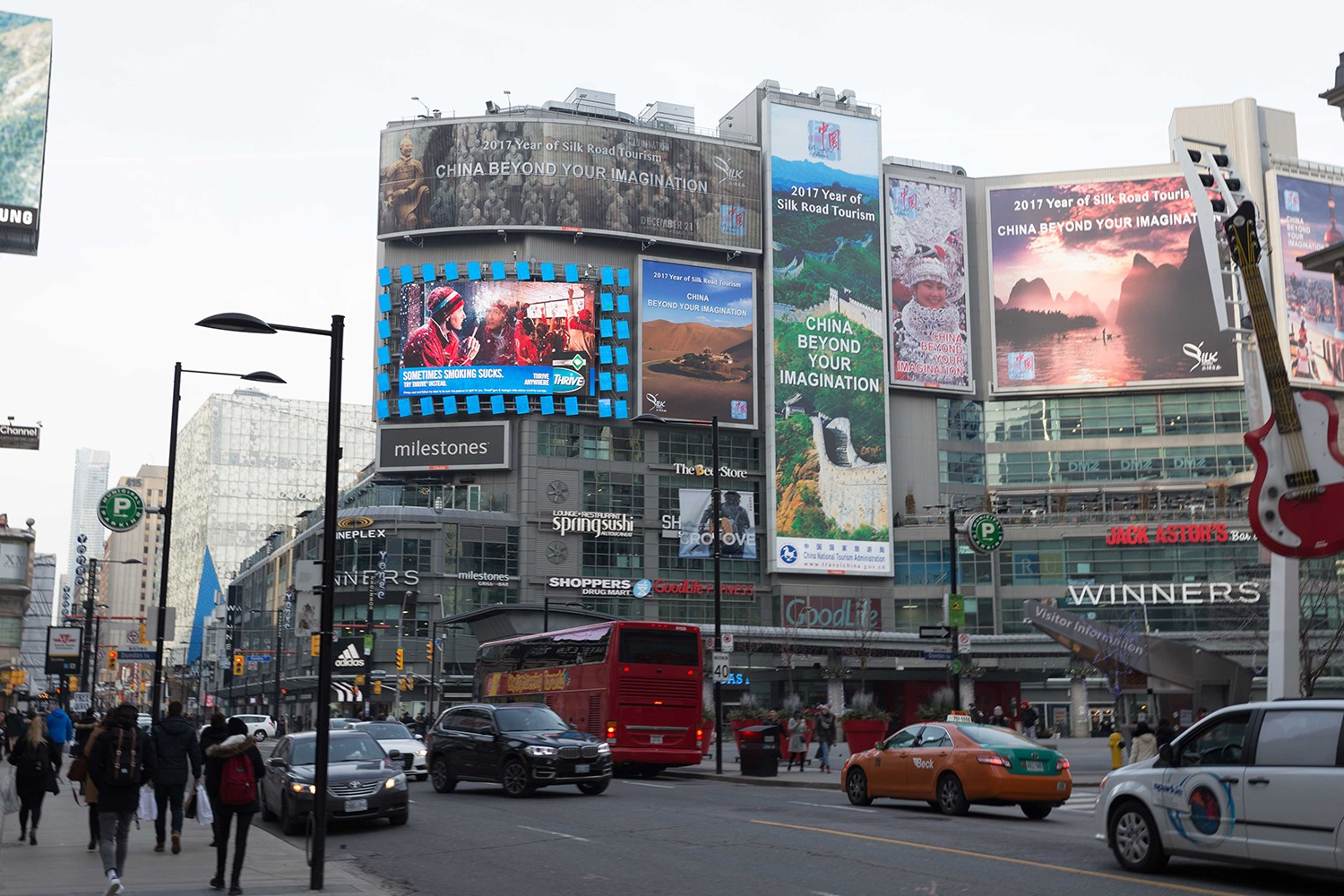 Forever Yonge Main Thoroughfare Thrives Amidst Toronto S