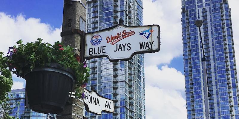 Blue Jays Way