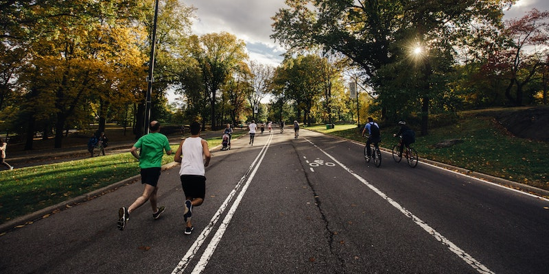neighbourhoods for runners