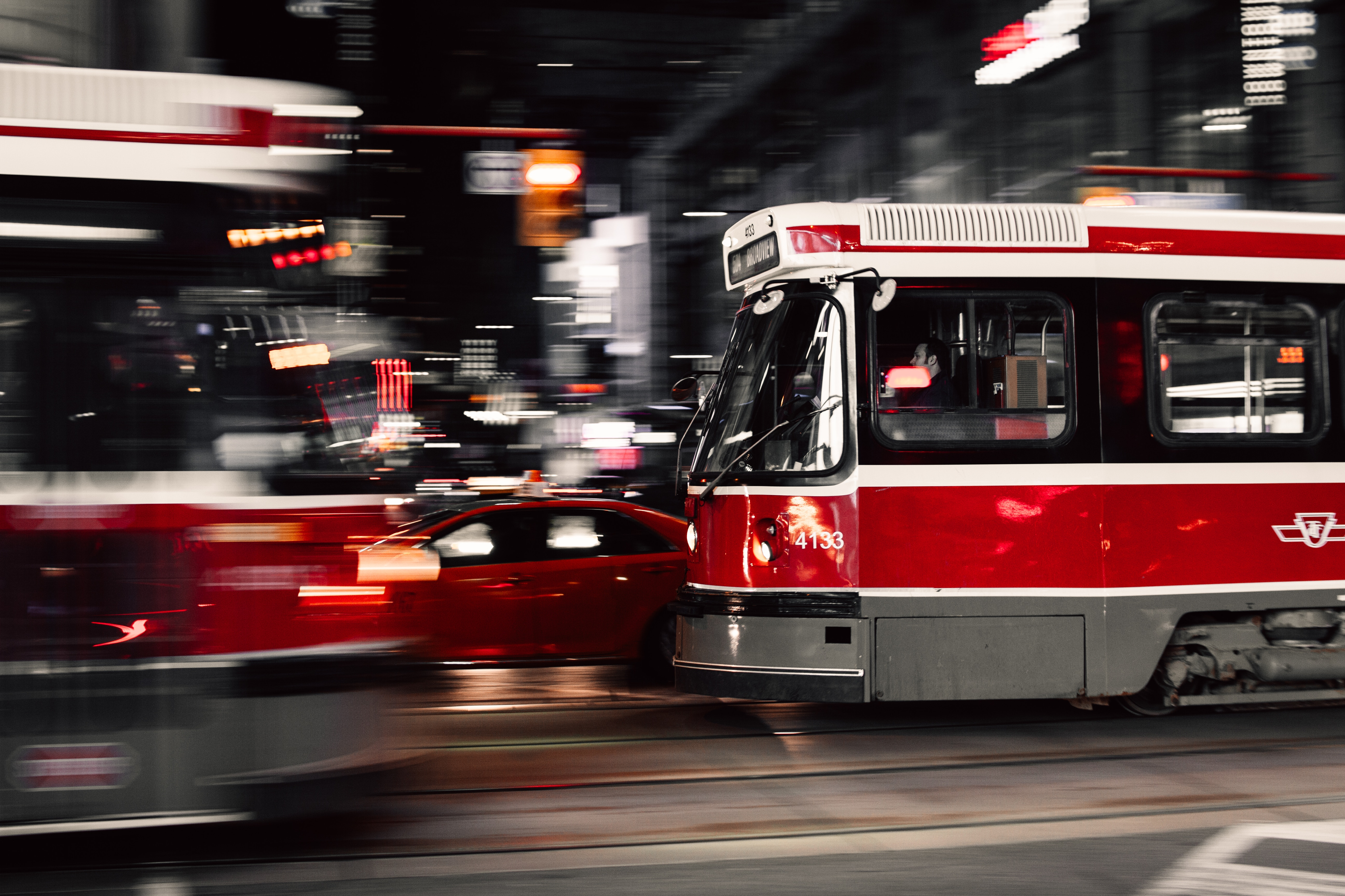 TTC Route Changes