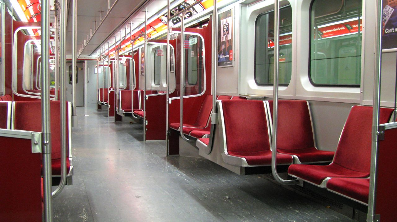 TTC subways