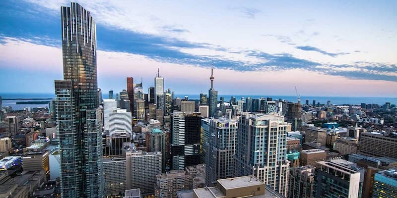 Toronto real estate industry