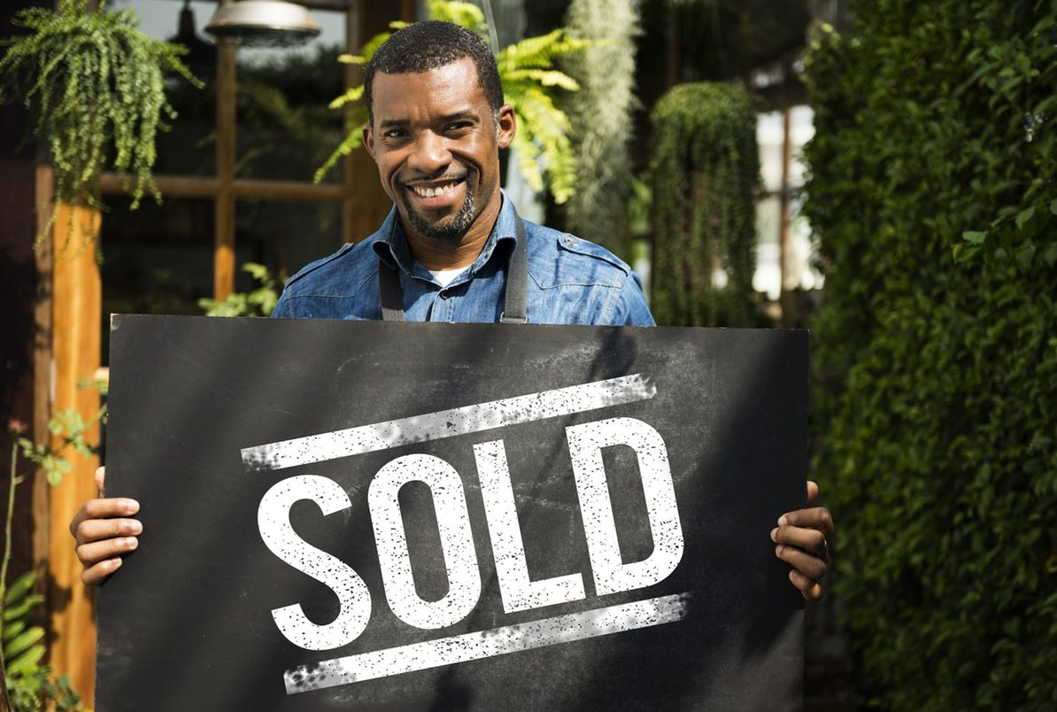 Sell a house fast