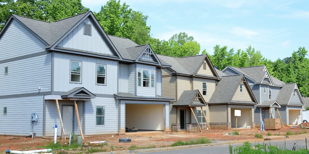 new build home sales