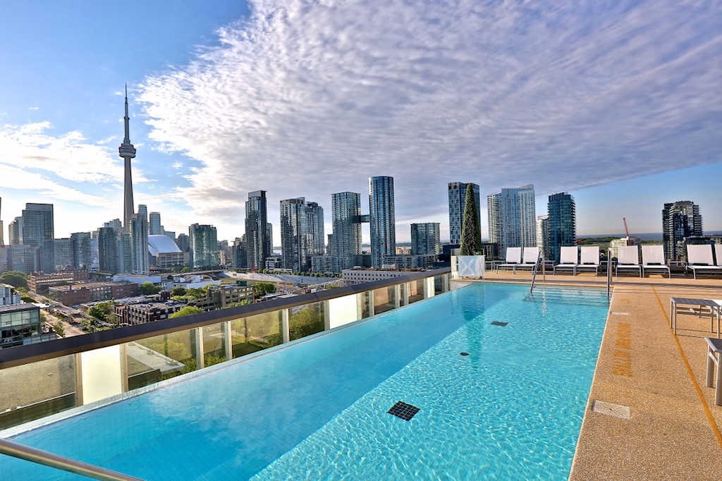 9 Toronto Patios You Must Check Out For The Pools Views Cocktails And More