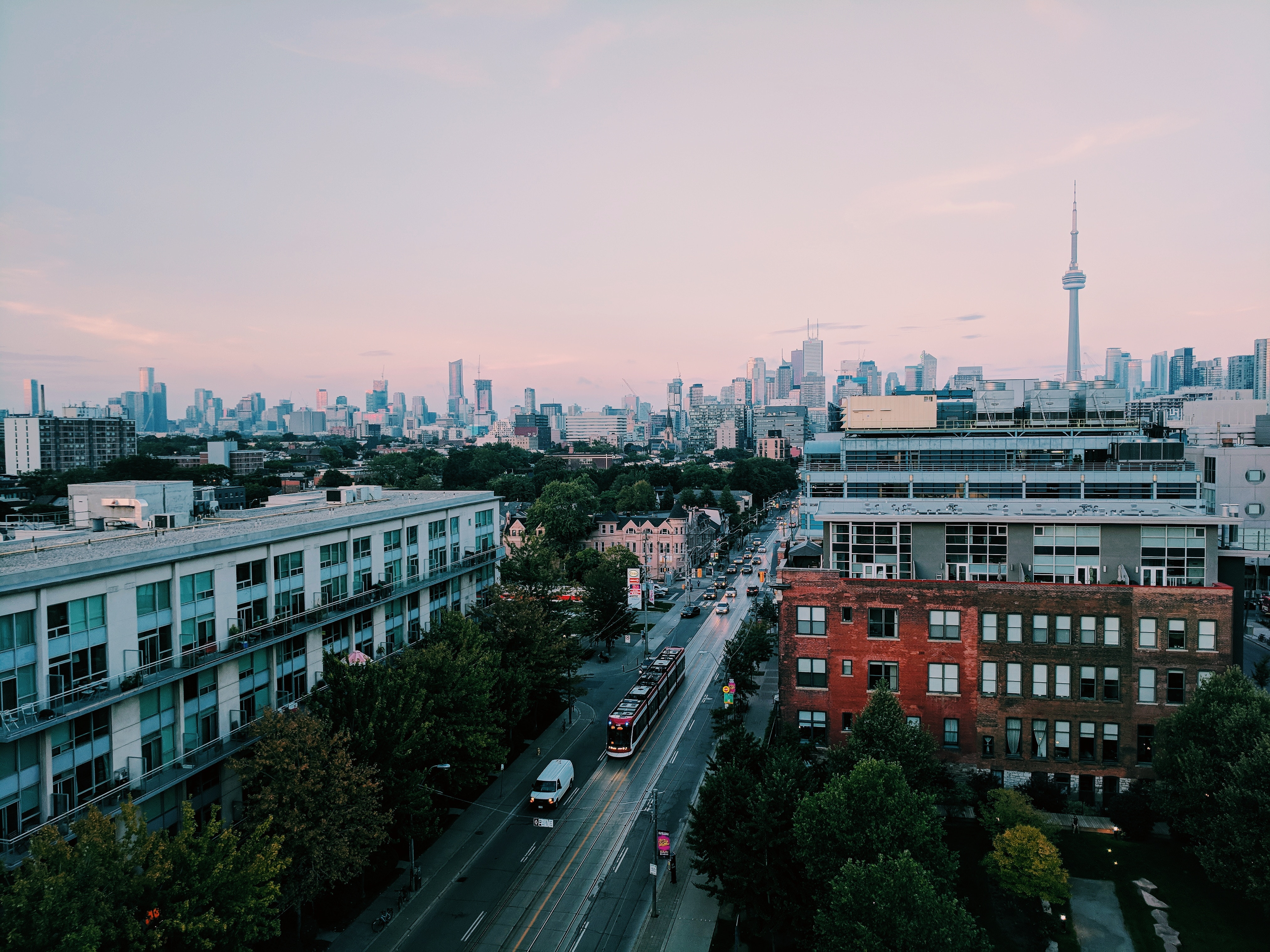 Toronto Neighbourhoods Young Professionals