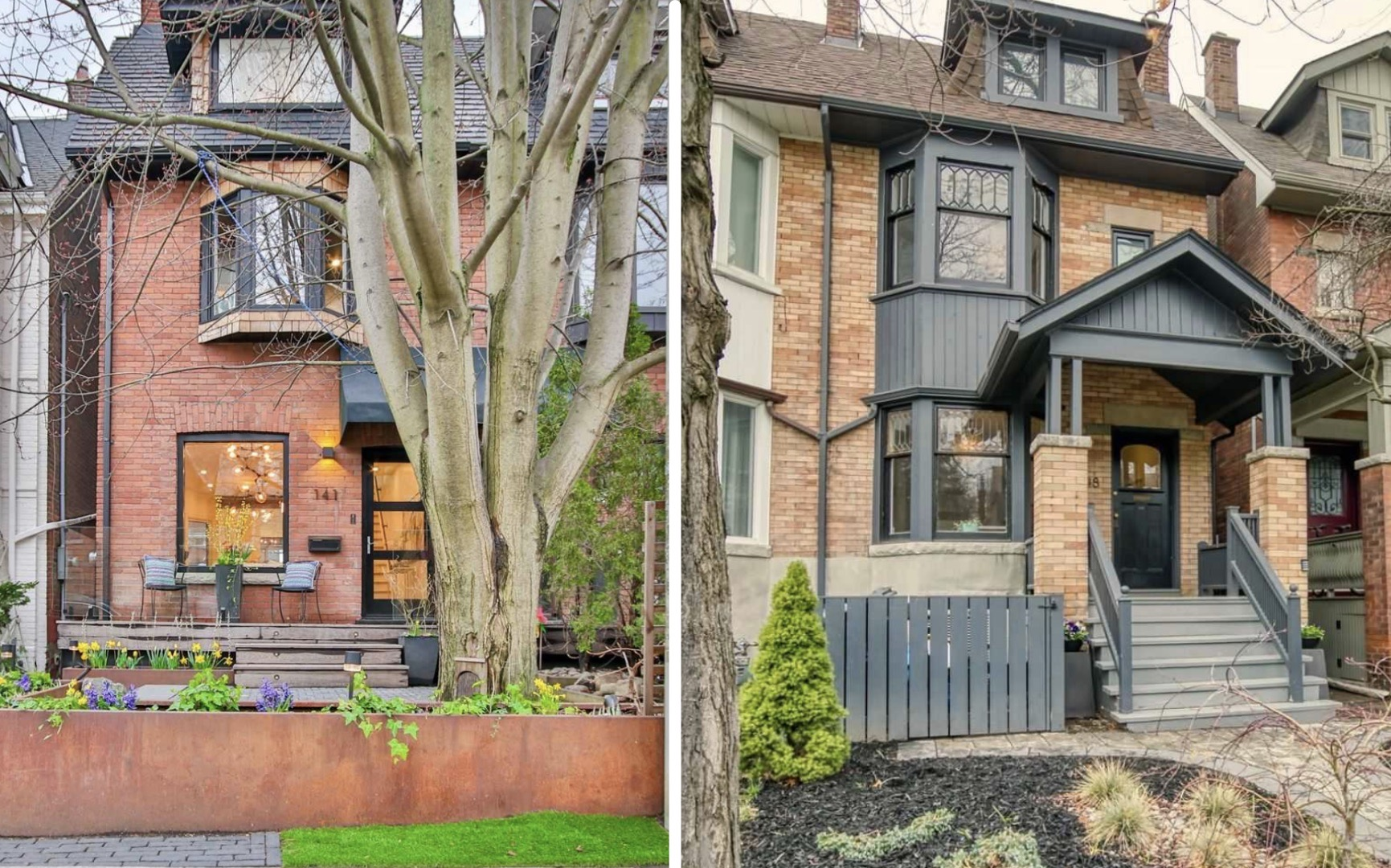 East vs. West: Two Homes Sell for $500k Over in Opposite Ends of Town