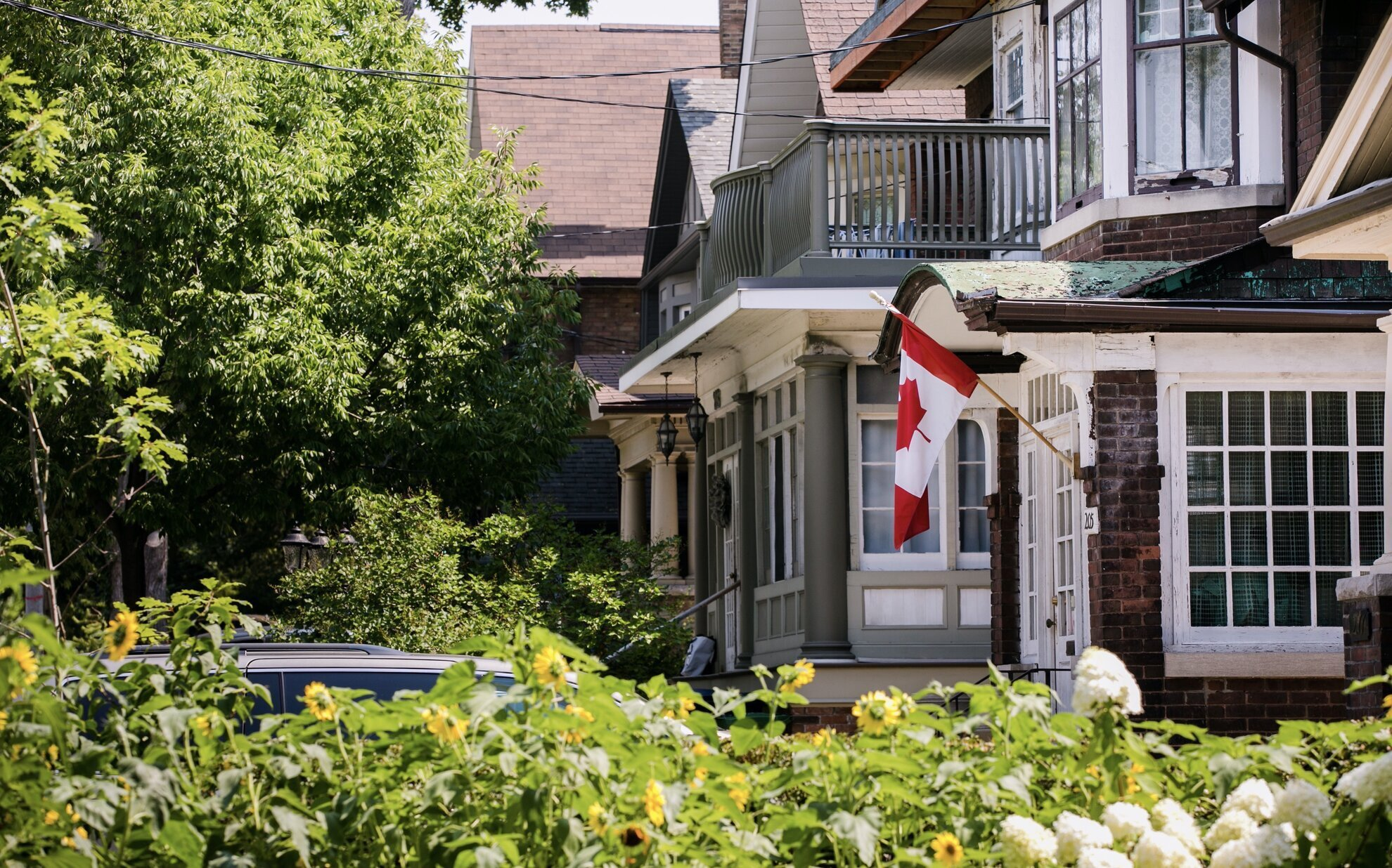 Month-Over-Month Data in Canada's Hot Housing Market Tells a Cooler Story